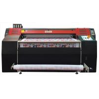 Digital Belt Textile Printer Double DX7 Print heads 1.8m Ref