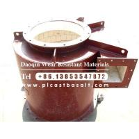 Buy cheap wear resistant ceramic lined hydrocyclone from wholesalers