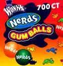 Quality Nerds Gumballs 700 count for sale