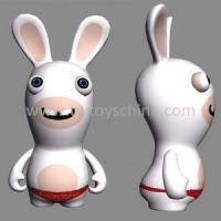 Cute Toy Animal Rabbit Underpants with Different Emotions