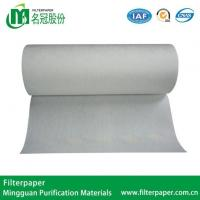 China 99.99% Efficiency H14 HEPA Filter Material in Roll for HVAC on sale