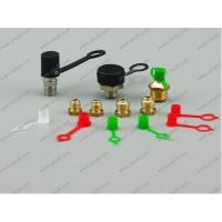 China Plastic dust cap for grease nipple on sale
