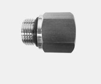 Buy STAINLESS STEEL STRAIGHT CONNECTOR (6405) - MALE ORB x FEMALE NPT at wholesale prices