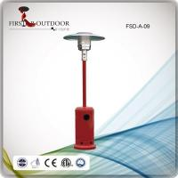 Quality Patio Heater Powder Coated Red for sale