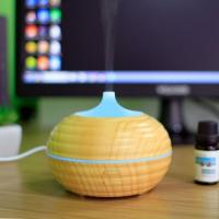 Buy cheap Wood Grain Electric Aroma Essential Oil Diffuser from wholesalers