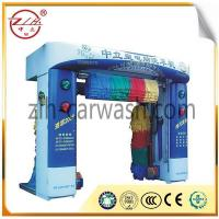 Quality Automatic 3 Brushes Rollover Car Wash Machine for sale
