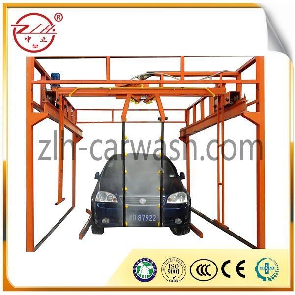Buy Double Arm Touchless Car Wash Machine at wholesale prices