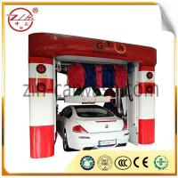 Quality High Pressure 5 Brushes Rollover Car Wash Machine for sale