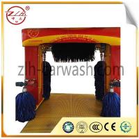 Quality Low Price 5 Brushes Rollover Car Wash Machine Without Drying System for sale