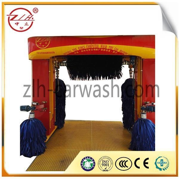 Buy Low Price 5 Brushes Rollover Car Wash Machine Without Drying System at wholesale prices