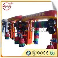 Quality High Quality 5 Brushes Rollover Car Wash Machine With Fixed Drying System for sale