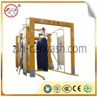 Quality High Pressure 5 Brushes Monolayer Tunnel Bus Wash Equipment for sale