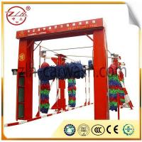 Quality High Pressure 5 Brushes Double Layers Tunnel Bus Wash Equipment for sale