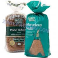 Quality Soft Loaf Bread Packaging Bakery Bags Wicketed Poly Bags for sale