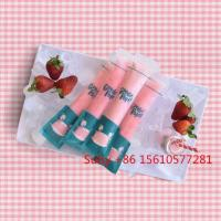 Quality Custom Plastic Zip Top Clear Popsicle Pouch Ice Pop Packaging Bag for sale