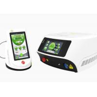 Buy cheap Therapeutic Laser Treatment Machine For Arthritis Pain / Back Pain / Muscle Pain from wholesalers