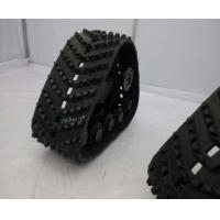 Quality Black Rubber Track System WD-320 for sale