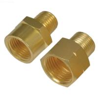 Quality Brass Pipe Male Female Adaptor for sale