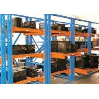 Quality Custom Industrial Warehouse Storage RacksHeavy Duty Drawer Type 1000kg/Drawer for sale