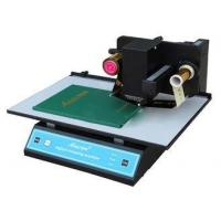 Quality Customized Hot Stamp Printer , Hot Stamping Machine For Leather For Leather / PVC 3050A for sale
