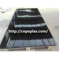 Quality black HDPE sheet for sale