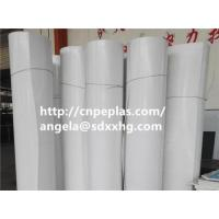 Quality Rolled HDPE sheet for sale