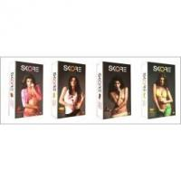 Quality Flavoured Condoms Skore Flavours Combo (8 packs of 10s) for sale