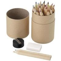 Quality Awards 26-PIECE PENCIL SET in Wood. for sale