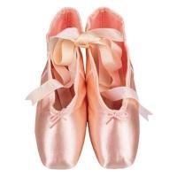 Quality New & Noteworthy Ballet Slippers Greeting Card for sale