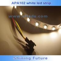 Quality Addressable white led strip APA102, SK6812 arduino LED Strip SK6812 White for sale