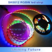 Quality addressable individual 5050 rgb flexible 5V sk6812 rgbw rgba ip 68 strip for sale