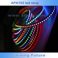 Quality 4wires, DATA and CLK seperately 144 led pixel strip apa102 for sale