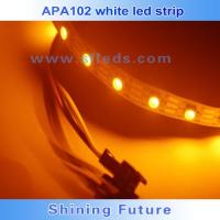 Quality addressable 5v apa 102 white led strip 5050 for sale