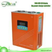 China Solar Charge Controller 100A 48V PV solar panel Battery Charge Controller on sale