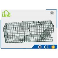 China Colorful Plastic Coated Animal Cages for Live Catch Rat Trap HD560120 on sale