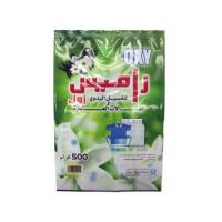 Buy cheap Back Seal Flat Pouch - Washing Powder Bag from wholesalers
