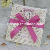 Gifts & Crafts handmade & best selling wedding invitation card