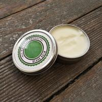 Quality Private label welcome OEM fragrant beard balm natural mens styling wax for beard for sale