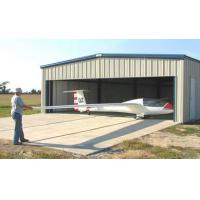 Quality Prefabricated Steel Structure Aircraft Hangar Building for sale