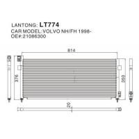 Quality Condenser LT774 (VOLVO 21086300) for sale