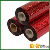 China Hot Stamping Foil For Cloth on sale