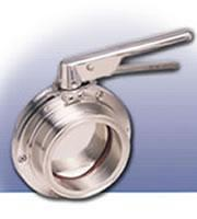 Quality Inline Series 707F/717F Sanitary Butterfly Valve for sale