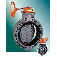 Quality > Manual Valves Plastic Butterfly Valves for sale