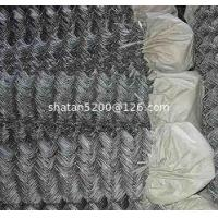 China Cheap PVC coated chain link fence barb wire arm for Airport security Fence on sale