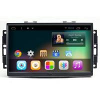 China In-Dash Car Navigation Stereo Dodge Factory OEM Navigation Replacement on sale