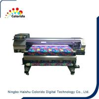 China Digital Textile Printer Heat Transfer Digital Textile Printing Machine on sale