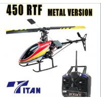 Quality 6CH RC Helicopter RTF&ARF trex 450 pro rc helicopter 2.4G 6ch RTF rc helicopter for sale