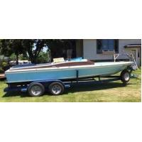 Quality Boats - Ships 1975 Howard Cruiser for sale