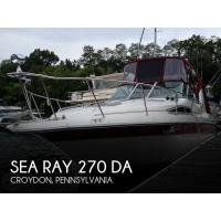 Buy cheap Boats - Ships 1990 Sea Ray 270 DA from wholesalers