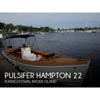 Buy cheap Boats - Ships 1997 Pulsifer Hampton 22 from wholesalers